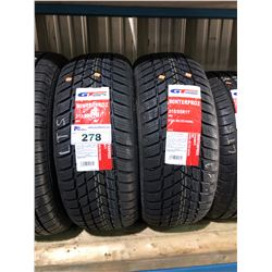 2 GT RADIAL WINTERPRO 2 215/75R14 98V TIRES **$5/TIRE ECO-LEVY WILL BE CHARGED**
