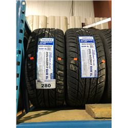 2 SAILUN ATREZZO Z4 + AS 205/40ZR17 84W XL TIRES **$5/TIRE ECO-LEVY WILL BE CHARGED**