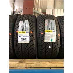 2 KUMHO TIRES ECSTA ASX 205/55R15 RF 88V TIRES **$5/TIRE ECO-LEVY WILL BE CHARGED**