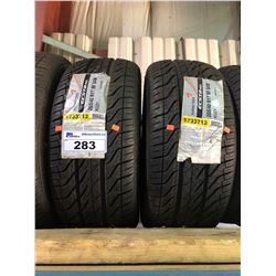 2 KUMHO TIRES ECSTA ASX 205/40R17 RF 84W TIRES **$5/TIRE ECO-LEVY WILL BE CHARGED**