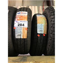2 GT RADIAL MAXTOUR 145/80R12 74T TIRES **$5/TIRE ECO-LEVY WILL BE CHARGED**