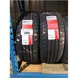 2 GT RADIAL CHAMPIRO TOURING A/S 205/50R17 XL 93V TIRES **$5/TIRE ECO-LEVY WILL BE CHARGED**