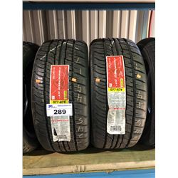 2 FIRESTONE FIREHAWK GTZ 245/45R17 95W TIRES **$5/TIRE ECO-LEVY WILL BE CHARGED**