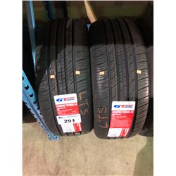 2 GT RADIAL CHAMPIRO TOURING A/S 225/50R18 95T TIRES **$5/TIRE ECO-LEVY WILL BE CHARGED**