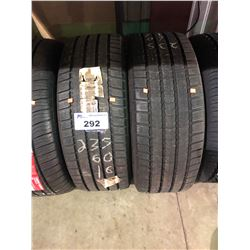 2 MICHELIN ARCTIC - ALPIN 235/60R16 100Q M& S TIRES **$5/TIRE ECO-LEVY WILL BE CHARGED**