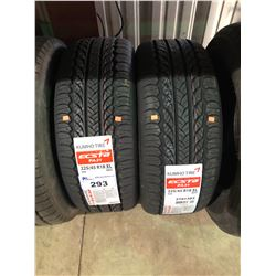 2 KUMHO TIRE ECSTA PA31 225/45R18 XL 95V TIRES **$5/TIRE ECO-LEVY WILL BE CHARGED**
