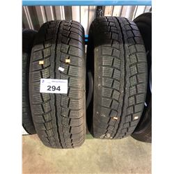 2 DURUN D2009 235/65R17 104T TIRES **$5/TIRE ECO-LEVY WILL BE CHARGED**