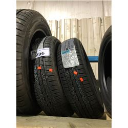 2 KUMHO TIRES SOLUS KR21 P165/70R13 78T TIRES **$5/TIRE ECO-LEVY WILL BE CHARGED**