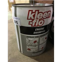 5 GALLON KLEEN-FLO ENGINE SHAMPOO