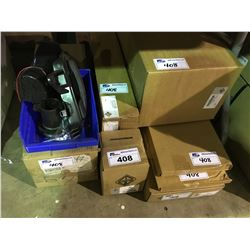 LARGE ASSORTMENT OF INTERNATIONAL TRUCK PARTS