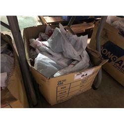 BOX OF ASSORTED INNERTUBES
