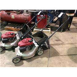 HONDA COMMERCIAL GAS POWERED LAWN MOWER
