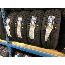 4 BRIDGESTONE BLIZZAK WS80 235/60R17 102T TIRES **$5/TIRE ECO-LEVY WILL BE CHARGED**