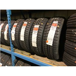 4 UNIROYAL TIGER PAW ICE & SNOW 215/65R17 99S TIRES **$5/TIRE ECO-LEVY WILL BE CHARGED**