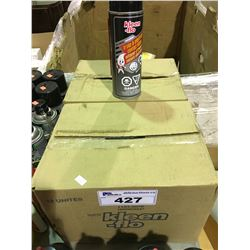 2 BOXES OF KLEEN - FLO BRAKE & ELECTRICAL CONTACT CLEANER