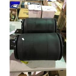2 GOODYEAR TRUCK AIR POTS & CORE CARTRIDGES