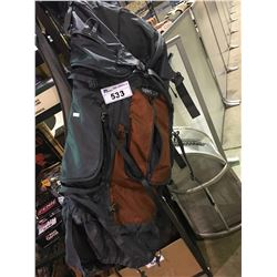 ASCEND MS5400 HIKING BACKPACK