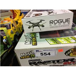 4 RC CHILDRENS TOYS