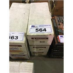 3 MERITOR DISC PAD SETS