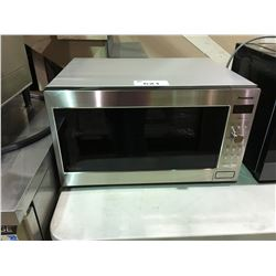 STAINLESS STEEL PANASONIC MICROWAVE
