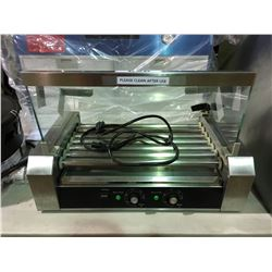 STAINLESS STEEL ET-R2-7 HOT DOG MAKER