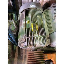 BALDOR 200HP, 1775RPM, 575V, 3 PHASE INDUSTRIAL MOTOR