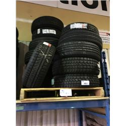 PALLET OF ASSORTED TIRES **$5/TIRE ECO-LEVY WILL BE CHARGED**