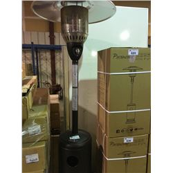 PARAMOUNT PH-S-112-MK MOCHA OUTDOOR PROPANE PATIO HEATER
