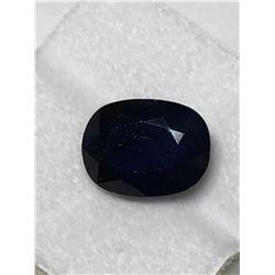 GENUINE ENHANCED BLUE SAPPHIRE(APPROX 8CT) GEMSTONE