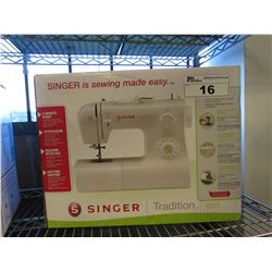 SINGER TRADITION 2277 SEWING MACHINE