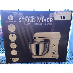 VENTRAY 500W PROFESSIONAL SERIES STAND MIXER