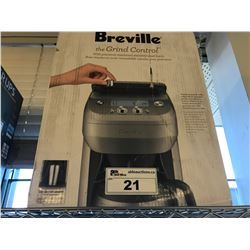 BREVILLE THE GRIND CONTROL MACHINE