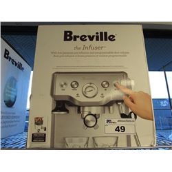 BREVILLE THE INFUSER MACHINE
