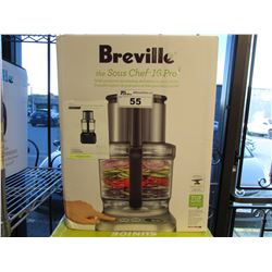 BREVILLE THE SOUS CHEF 16 PRO MACHINE