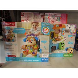 FISHERPRICE LEARN WITH PUPPY WALKER, SERVIN' UP FOOD TRUCK, STUDIO PETS WALLPAPER