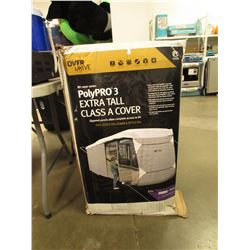 POLYPRO 3 EXTRA TALL CLASS A COVER FOR RVS / FITS 37' - 40'
