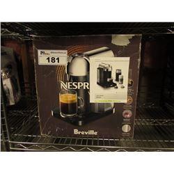BREVILLE NESPRESSO VERTUO COFFEE & ESPRESSO MAKER