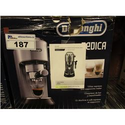 DELONGHI DEDICA ESPRESSO & COFFEE MAKER