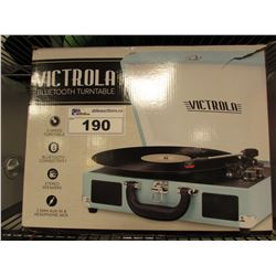 VICTORIA BLUETOOTH TURNTABLE