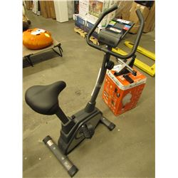 MARCY UP RIGHT EXERCISE BIKE & FAST FERMENT EQUIPMENT