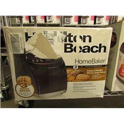 HAMILTON BEACH 2LB HOME BREAD BAKER