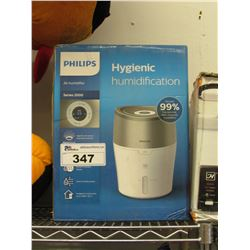 PHILIPS HYGIENIC HUMIDIFIER