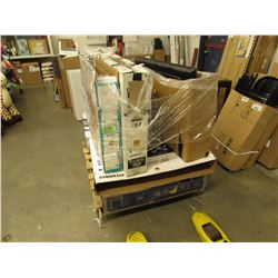 PALLET OF ASSORTED TVS (PARTS, REPAIR & SALVAGE)