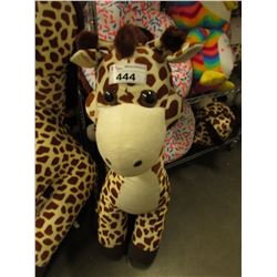 MEDIUM PLUSH GIRAFFE STUFFY