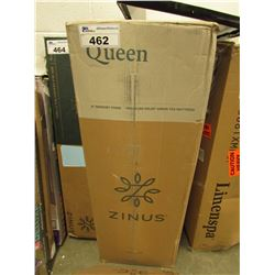 "ZINUS QUEEN 6"" MEMORY FOAM MATTRESS"