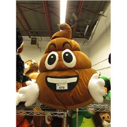 LARGE PLUSH POO STUFFY