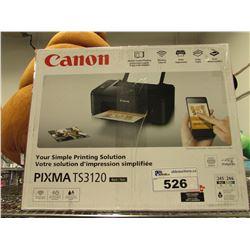 CANON PIXMA TS3120 PRINTER