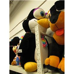 LARGE PLUSH PENGUIN STUFFIE