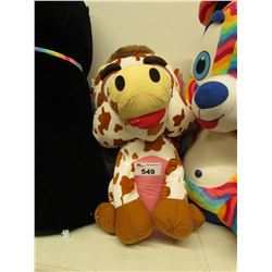 MEDIUM PLUSH GIRAFFE BEAR STUFFIE