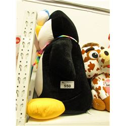 LARGE PLUSH PENGUIN BEAR STUFFIE